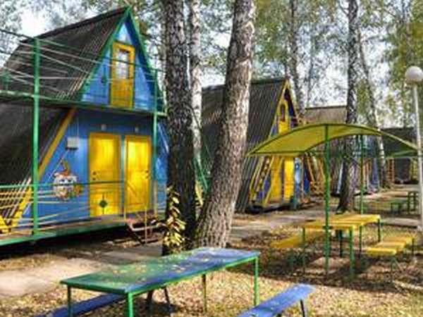 Кемеровские базы отдыа