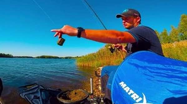Рыбалка с применением фишермана