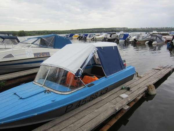 Как используется лодка казанка
