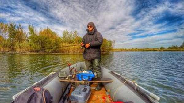 Особенности ловли рыбы на реке Дон