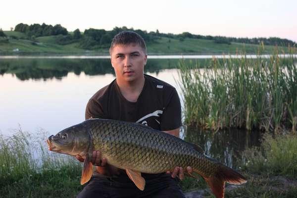 Какие рыбы водятся в водоемах Орловской области