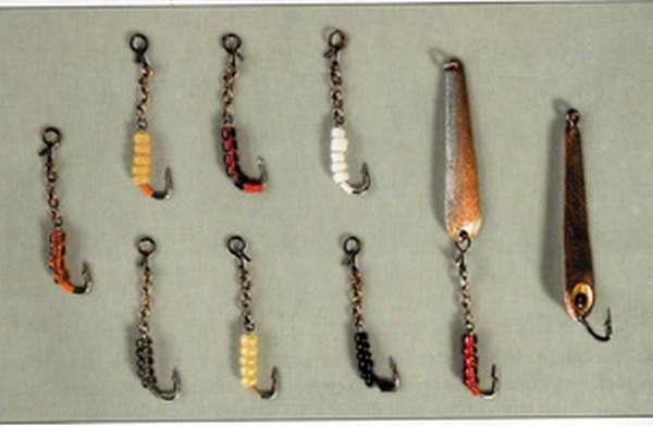 Как выбрать блесну для зимней рыбалки