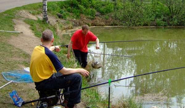 рыбалка в купавне семь прудов бисерово