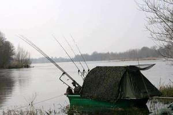 Ловля с лодки на спиннинг