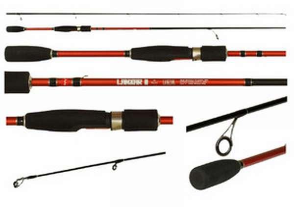 Как применяются спиннинги марки Айко в рыбалке