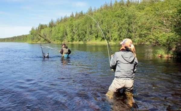 Рыбалка кольский полуостров