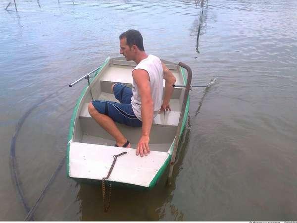Самодельная универсальная рубка для всех лодок