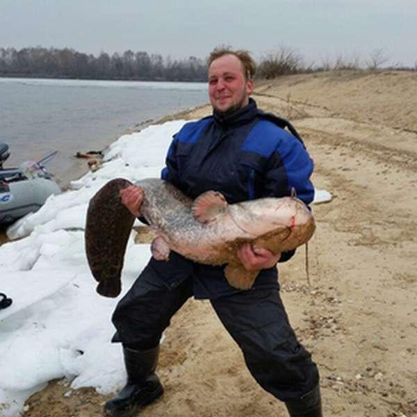 Рыбалка на нижней по месяцам