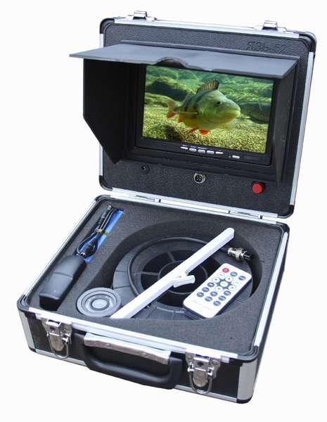 Критерии выбора подводной камеры