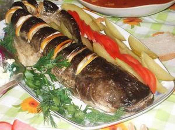 Первые блюда из сома