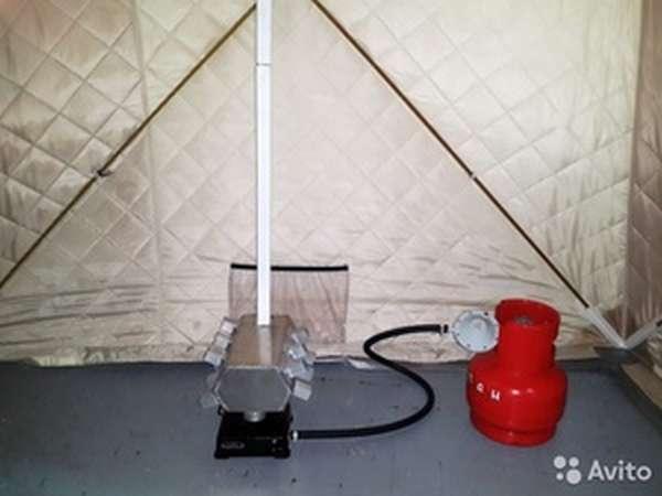 Виды теплообменников для палатки
