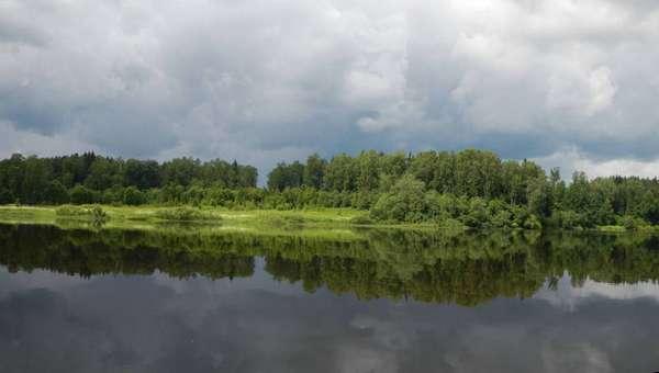 Мост через Озернинское вдхр