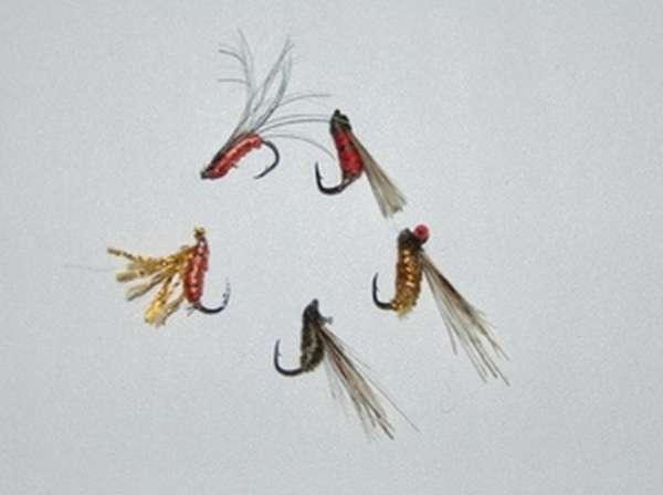 Тирольские палочки для рыбалки