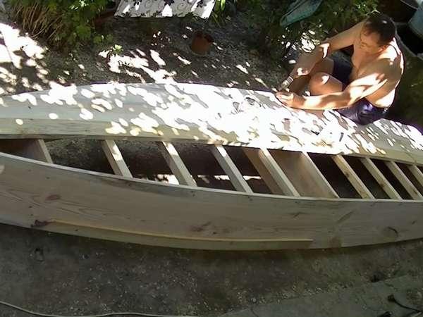 Постройка лодки или лодка своими руками