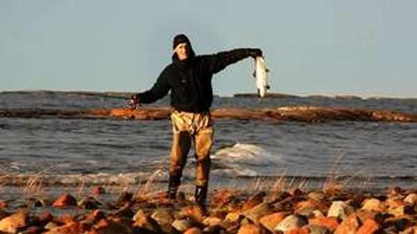 Видеокамера для зимней рыбалки
