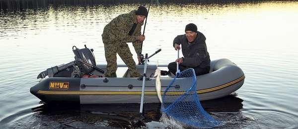 Выбор лучших лодок для рыбалки