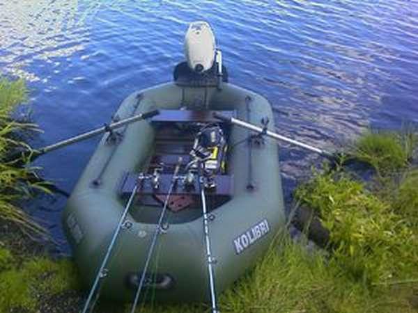 Конструкции лодок