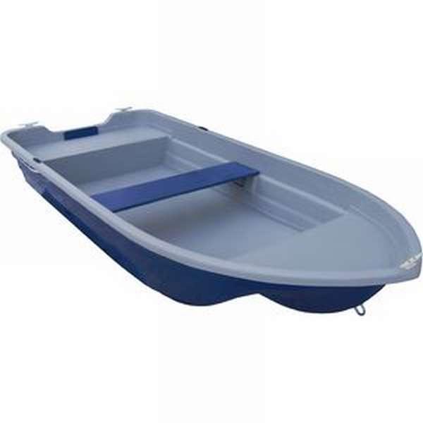 Лодки из пластика