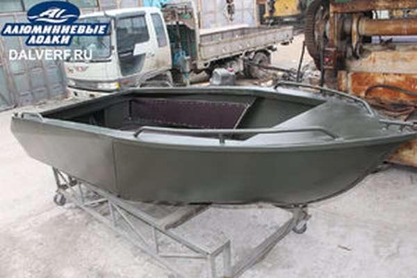 Как выбрать алюминиевую лодку