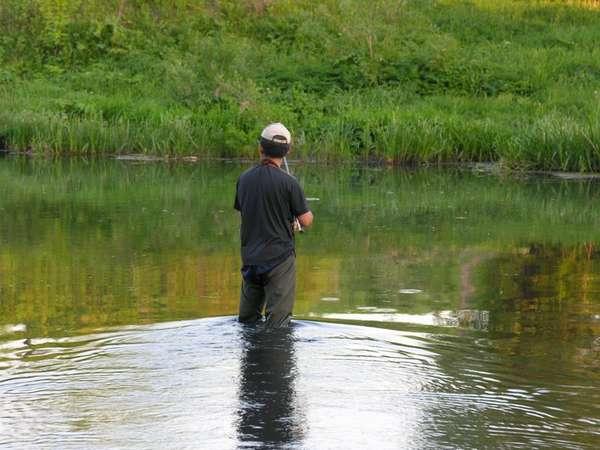 Как ловить рыбу в водоемах Орловской области