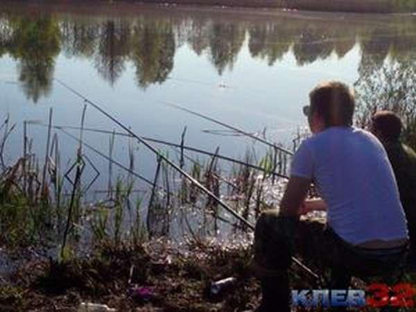 Где рыбалка в мае.