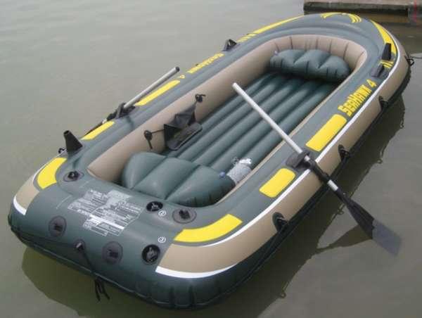 Модели надувных лодок