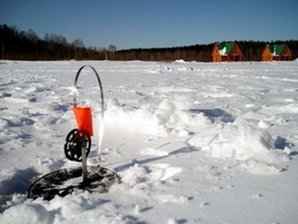 Ловля щуки на жерлицу зимой