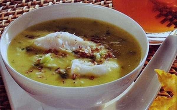 Суп из сайды