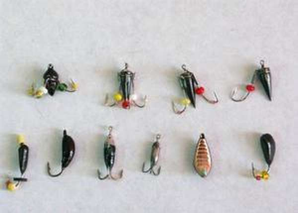 Мормышки для зимней рыбалки на леща