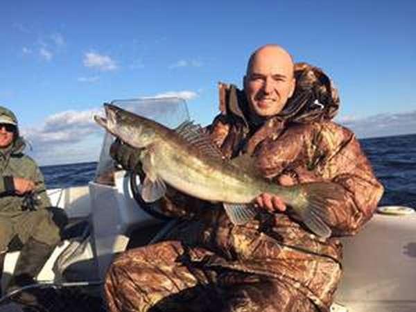 Места для рыбалки в Казани