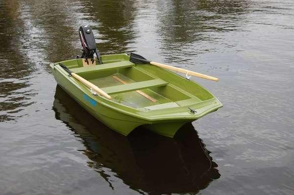 Лодки для рыбалки пвх