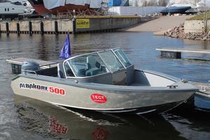 Описание алюминиевой лодки