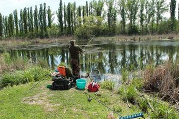 Рыбалка краснодар ставки