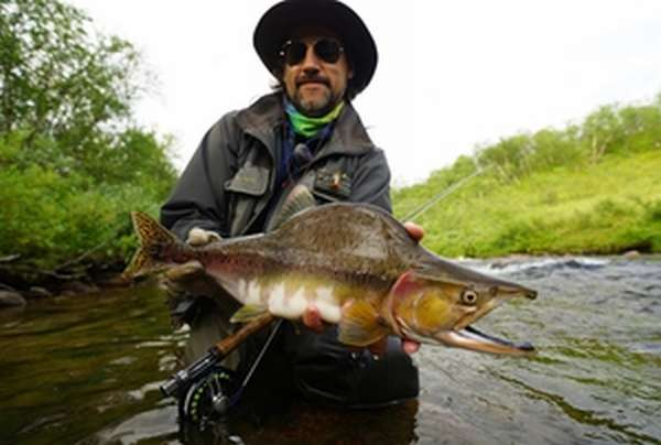 Где рыбачить на кольском