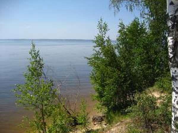 Отдых на Горьковском море
