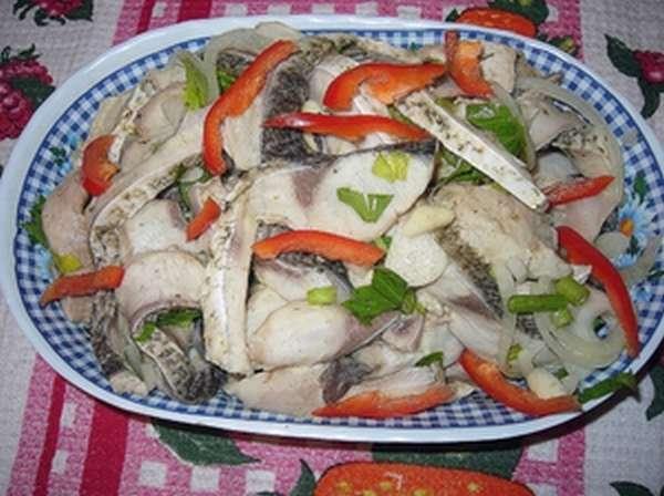 Ингредиенты для приготовления блюда хе