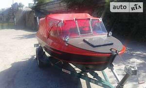 Описание лодок