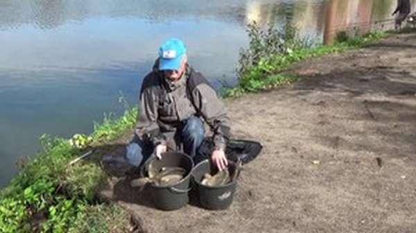 отчет о рыбалке белая дача