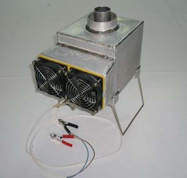 Вентилятор для теплообменника