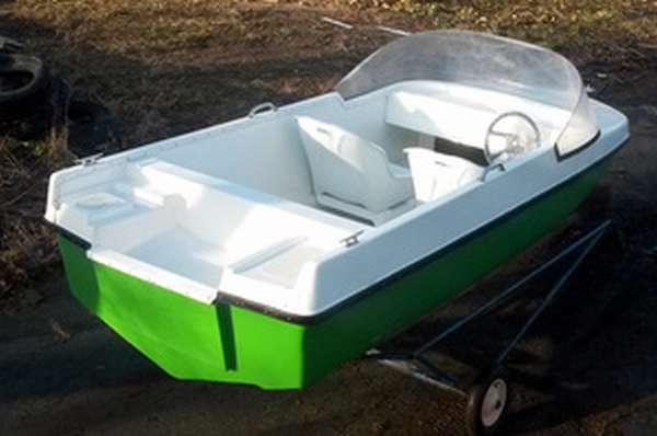 Особенности пластиковых лодок