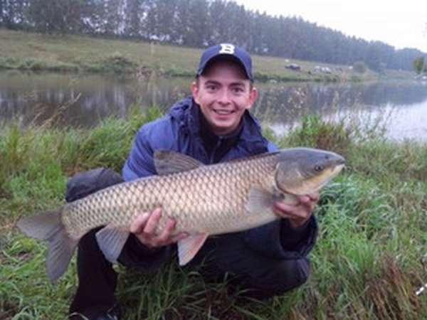 Удачная рыбалки