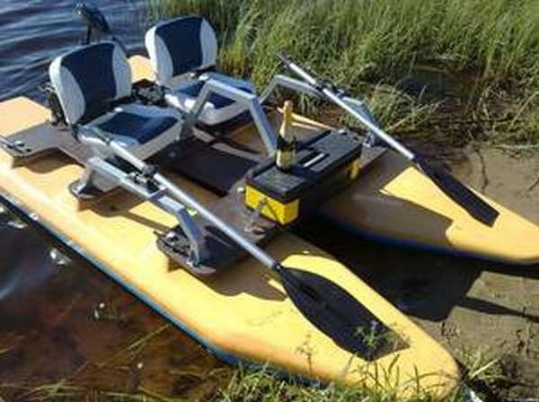 Модификация лодок