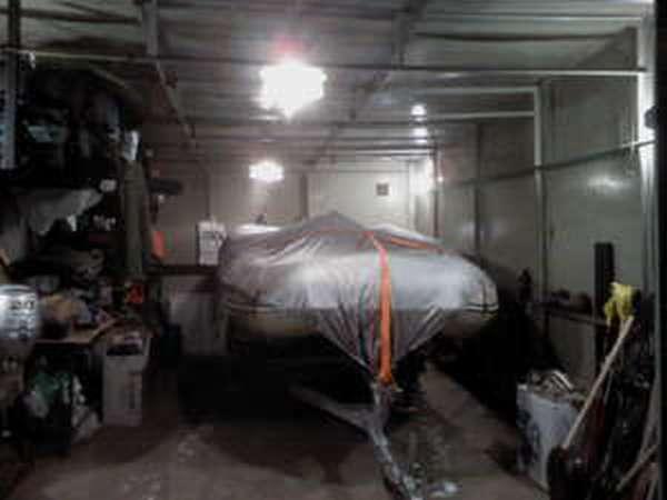Как хранить резиновую лодку зимой в гараже