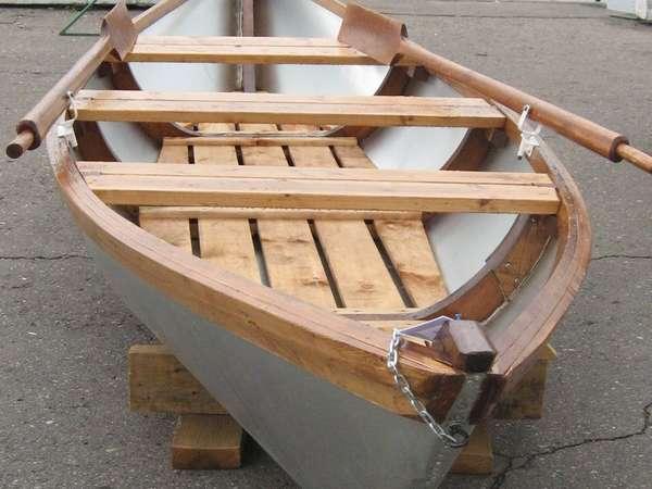 Длинные лодки самоделки