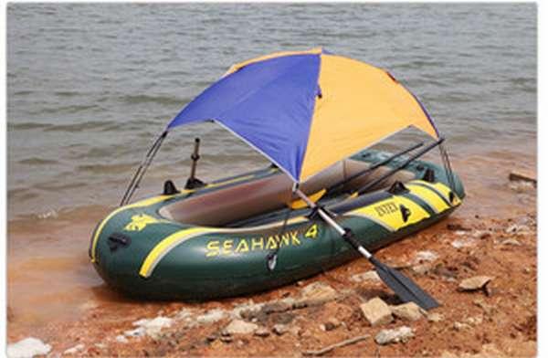 лодки для рыбалки с тентом