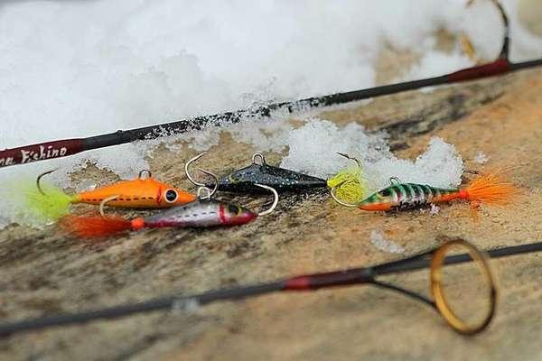Ловля рыбы на балансиры рапала