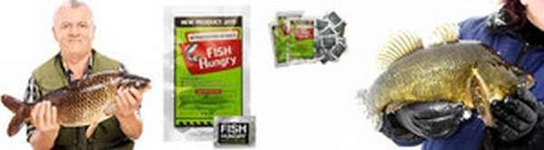 Активатор клева Fish Hungry воздействие на рыбу