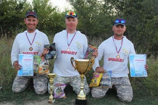 Победа в чемпионате России