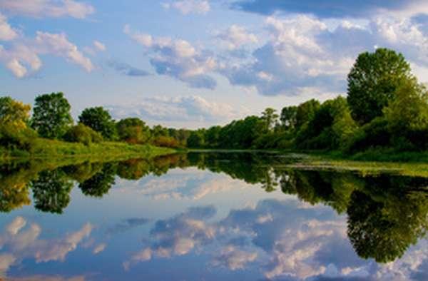 Природа Нижегородской Области: реки и озёра