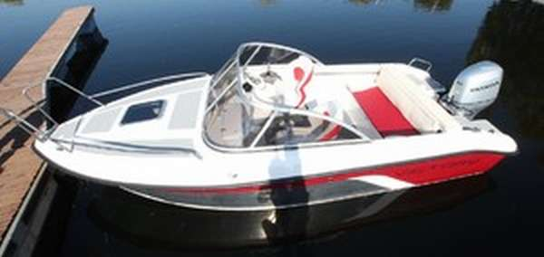 Лодка Finval — 570
